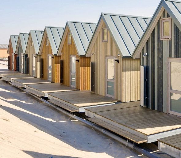 Beachhouses Vlissingen